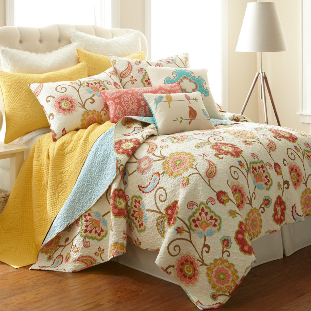 Ashbury Spring Quilt Set