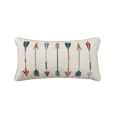 Aubrie Multi Arrow Pillow