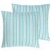 Beach Days Euro Shams, Set of 2