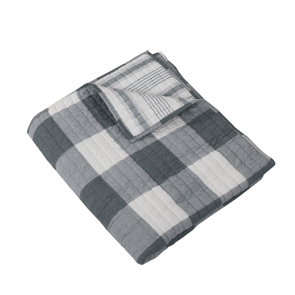 Camden Quilted Throw