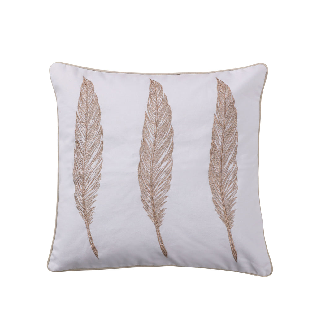 Cameron Crewel Feathers Pillows