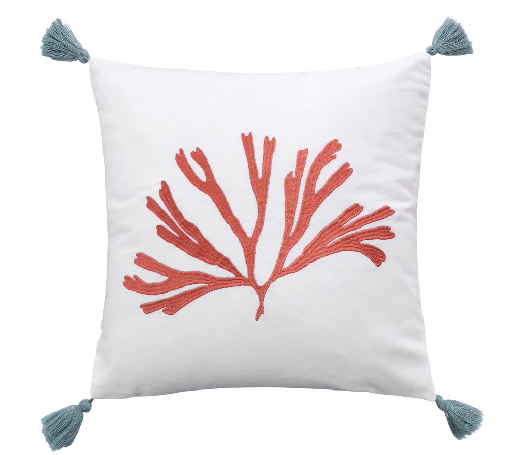 Cape Town Coral Pillow