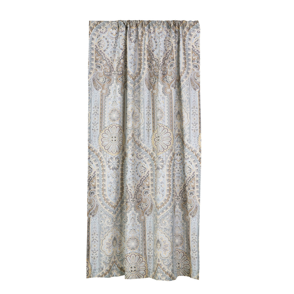 Casablanca Grey Drape Panel