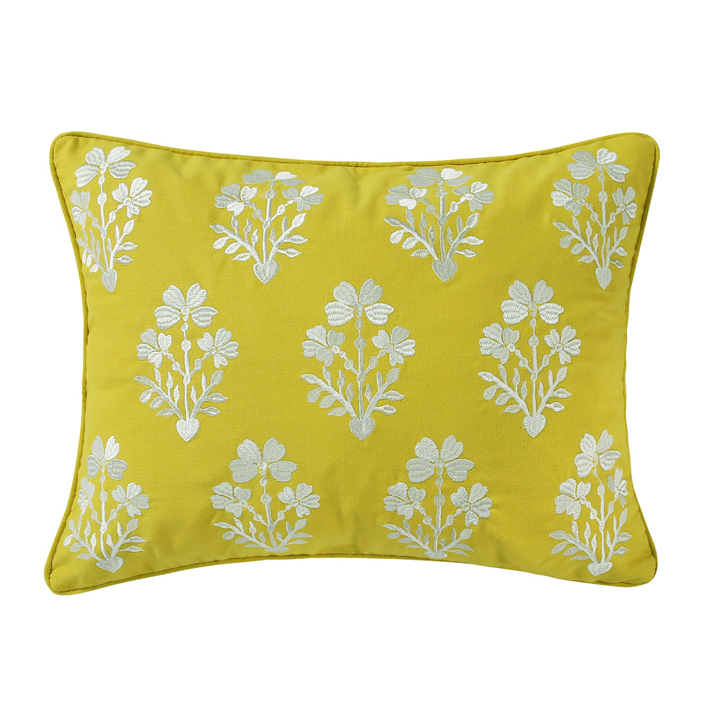 Cressley Chartreuse Pillow