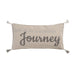 Copy of Arista Grey Birds Tassel Pillow