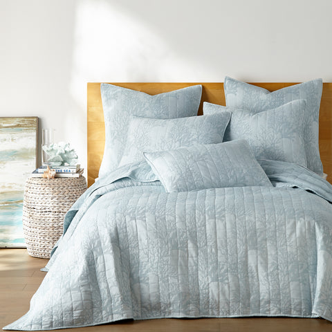 Naples Spa Quilt Set
