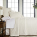 Beckett Cream Bedspread Set