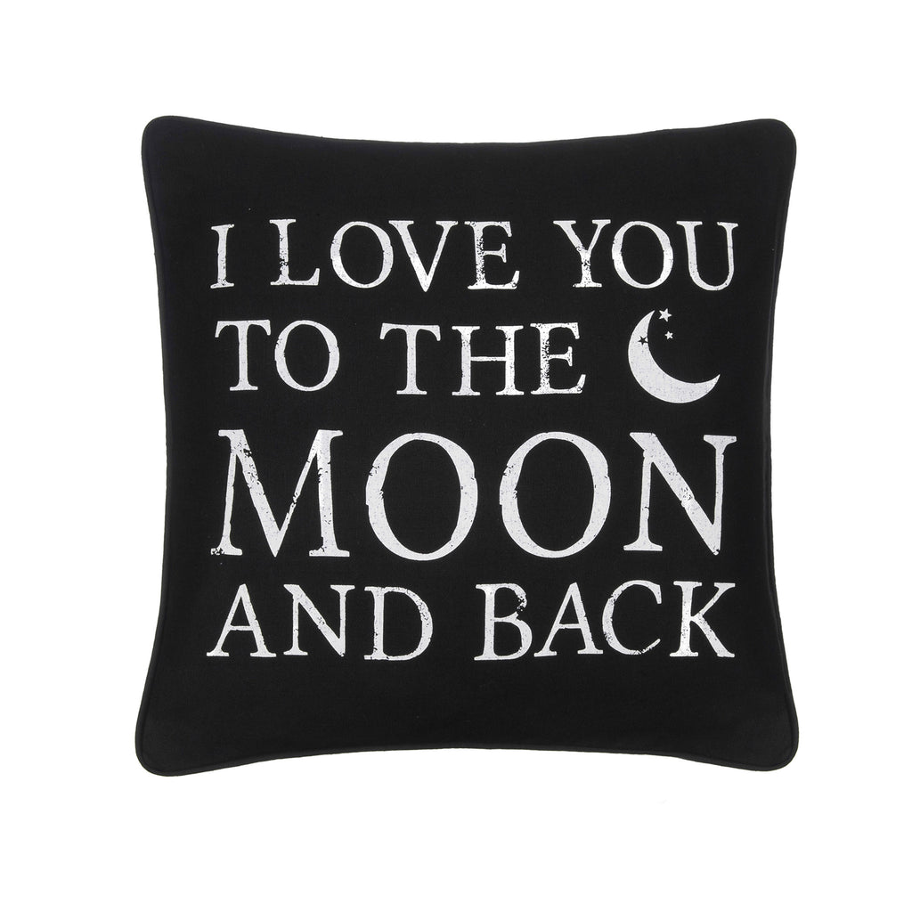 I love you to the moon 20x20 pillow