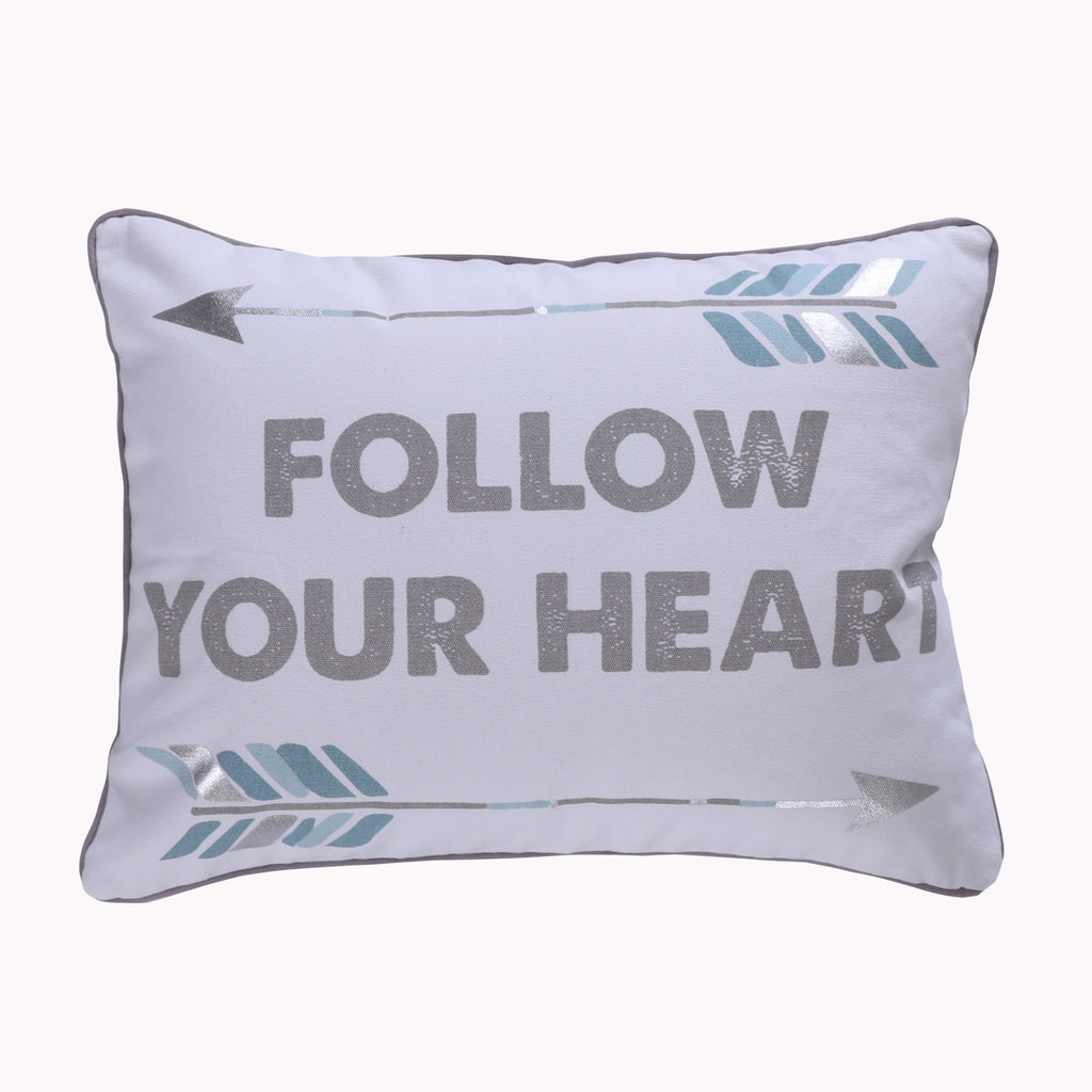 Kavi Follow Your Heart Pillow