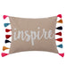 Amisha Inspire Multi Tassel Pillow
