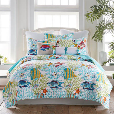 Beachwalk Quilt Set