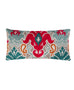 Vista Crewel Floral Pillow