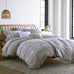 Harleson Grey Duvet Set