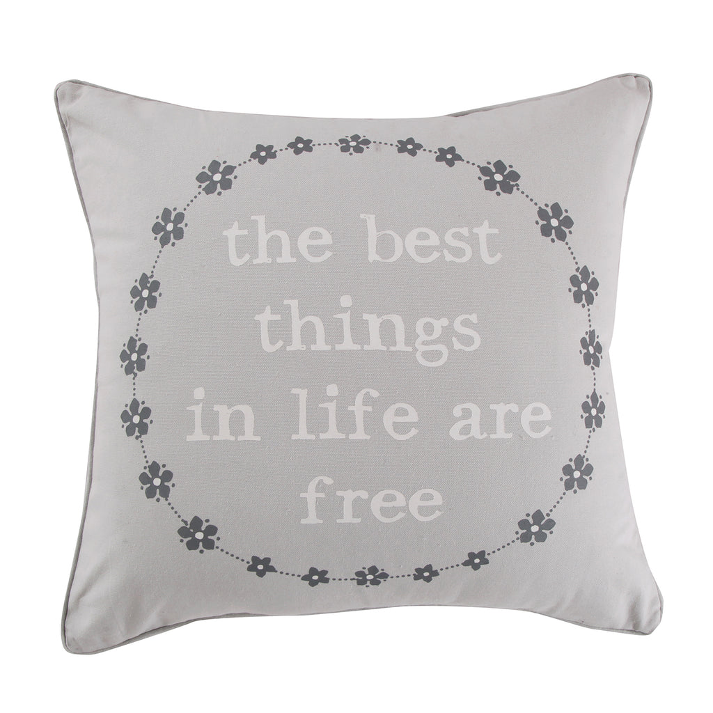 St. Claire Best Things Pillow