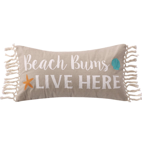 Cape Barren Beach Bums Pillow