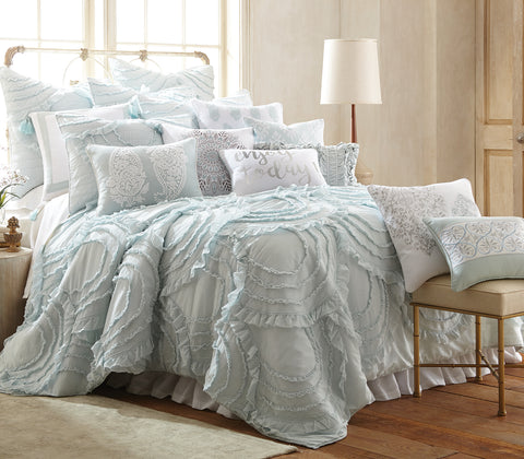 Layla Spa Quilt Set