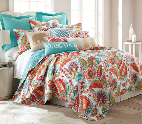 Lilly Quilt Set