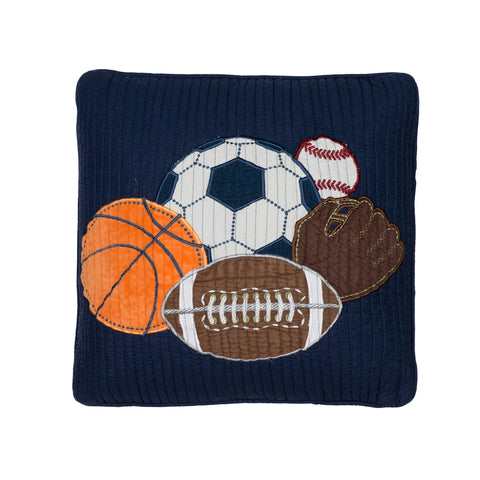 Sports Icon Pillow