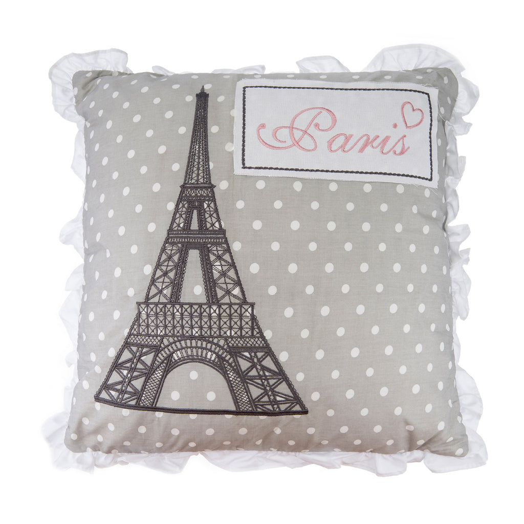Margaux Dot Paris Pillow