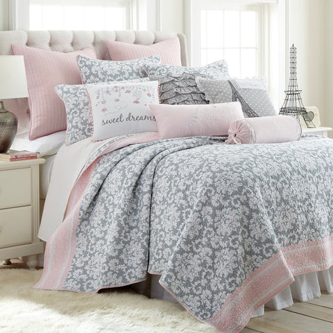 Margaux Quilt Set