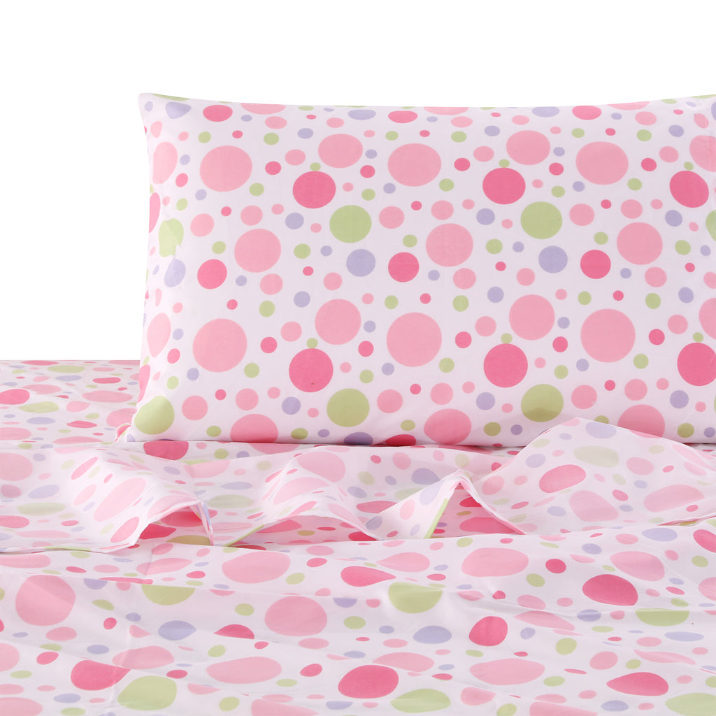 Merrill Girl Sheet Set