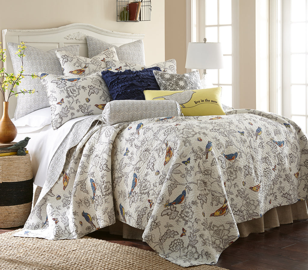 Mockingbird Quilt Set