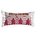 Oscar & Grace Bretton Woods  Xmas Village Pillow