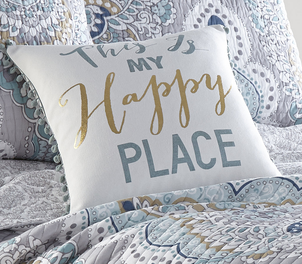 Olyria Home Sweet Home Pillow