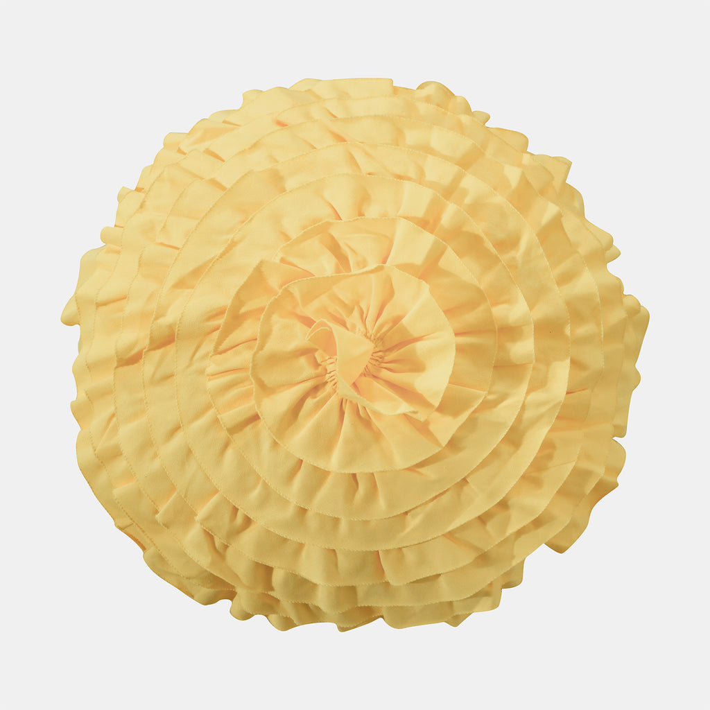 Palisades Yellow Blossom Pillow