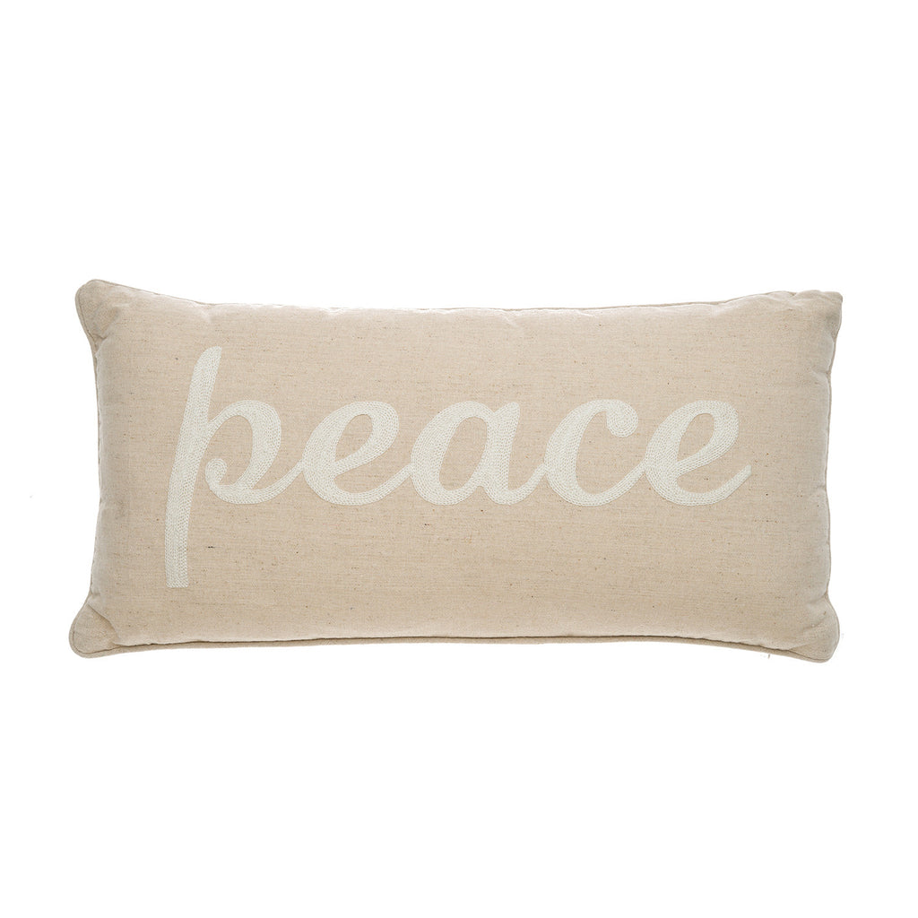 Valencia Peace Pillow