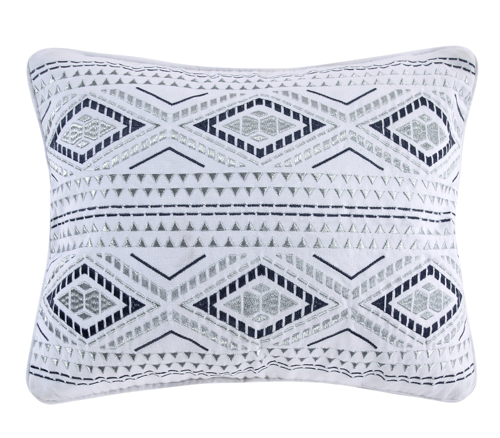 Ruaha Geometric Pillow