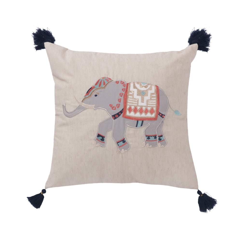 Saida Elephant Pillow