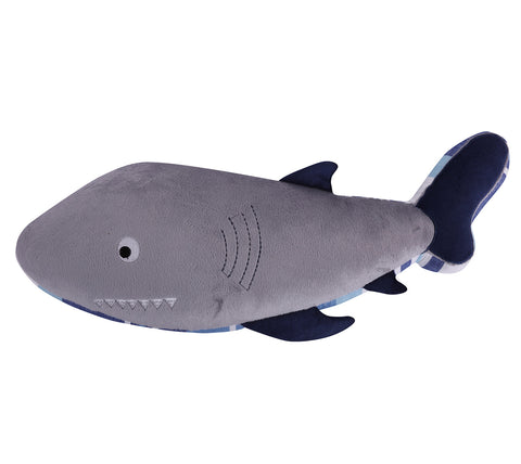 Sammy Shark Shaped Pillow