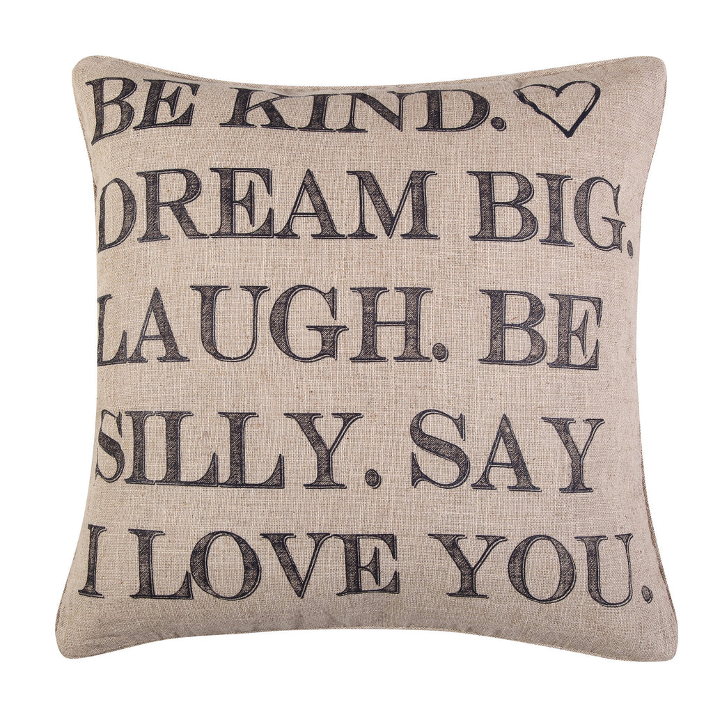 Santa Fe Be Kind Pillow