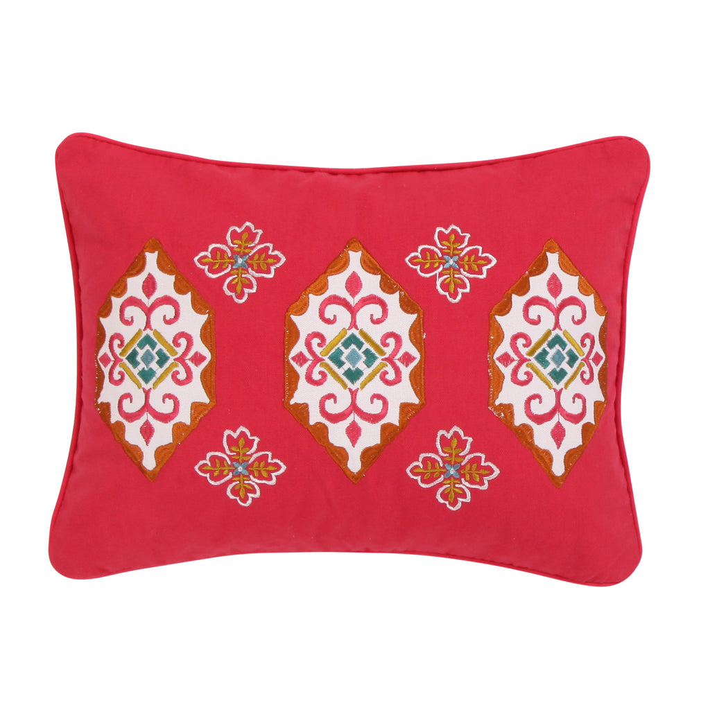 Tangier Medallion Pillow