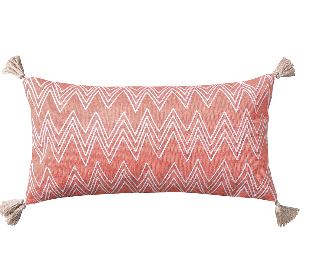 Teide Coral Pillow