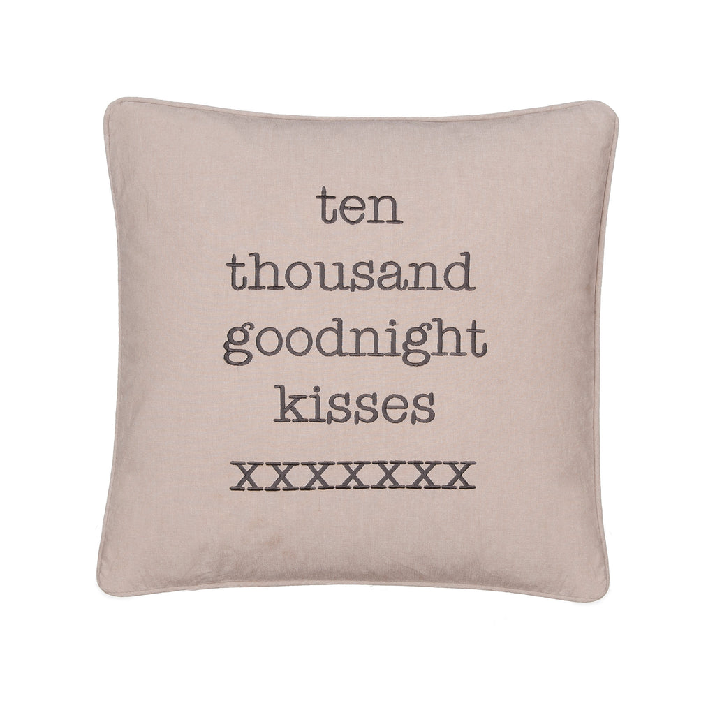 Ten Thousand Goodnight Kisses