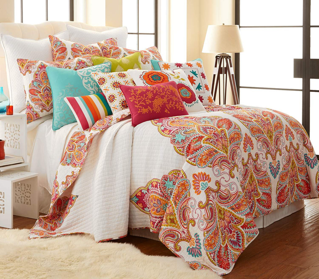 Tivoli Bone Quilt Set