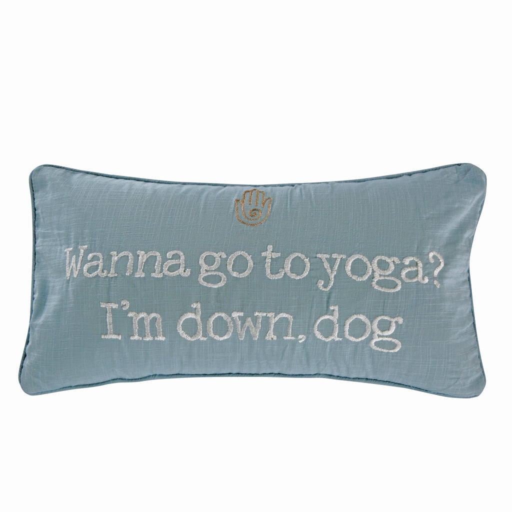 Wanna Yoga Pillow