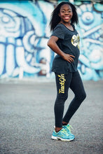 SIGNATURE LOGO CHASTAIN LEGGINGS