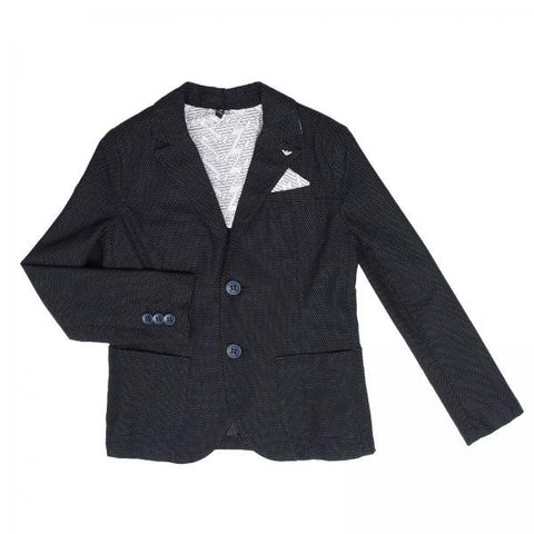 AJR Boys Navy Blue Blazer