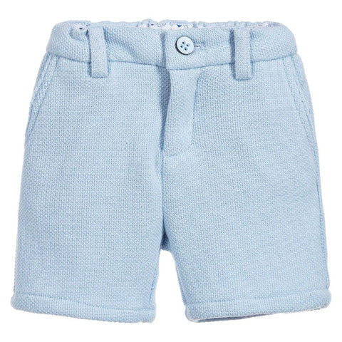 AJR Boys Pale Blue Shorts