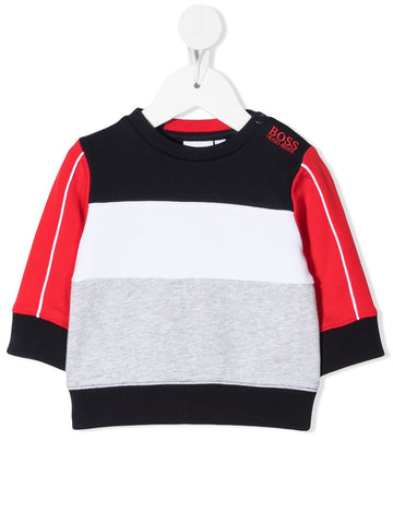 BOSS Baby Color Block Sweatshirt
