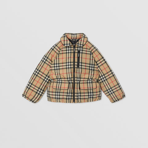 Burberry Classic Icon Check Jacket