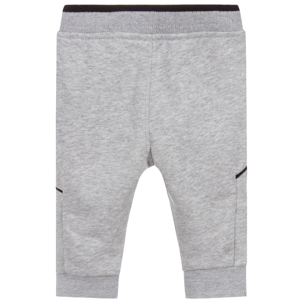 BOSS Baby Grey Logo Sweatpants