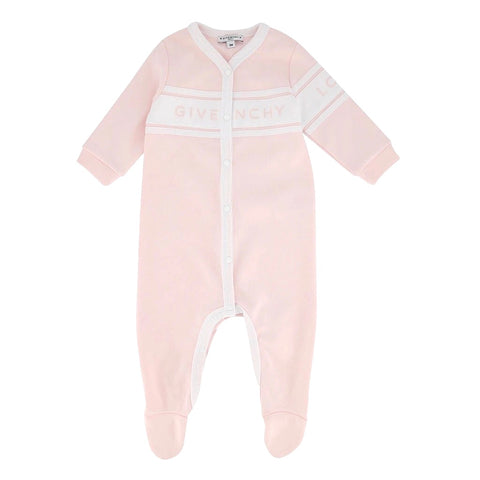 Givenchy Cotton Babygrow