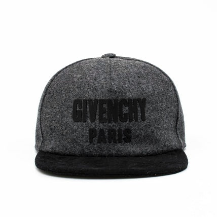 Givenchy Black Logo Baseball Cap