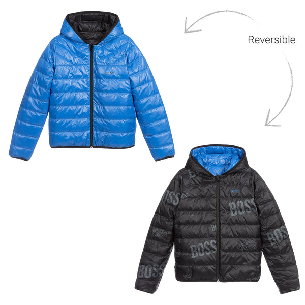 BOSS Reversible Down Jacket
