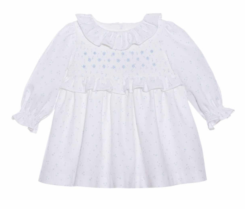 Patachou Newborn Baby Cotton Dress