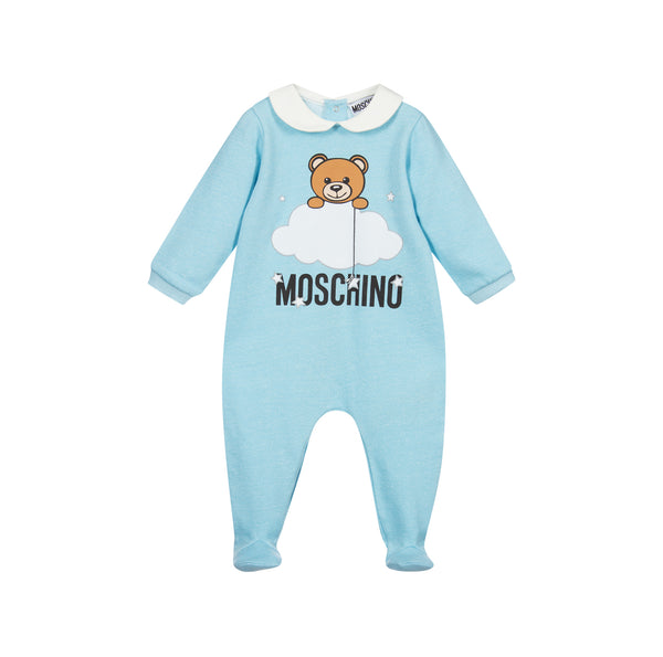 Moschino Bear On Cloud Footie